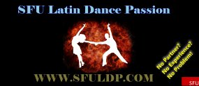 Latin Dance Passion - SFU
