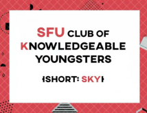 SFU Club of Knowledgeable Youngsters (Short: SKY)